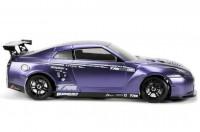 Шоссейный автомобиль Team Magic E4D MF Nissan GT-R R35 1:10 для дрифта фиолетовый