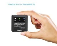 GPS датчик скорости и регистратор пути SkyRC GPS Meter GSM-020