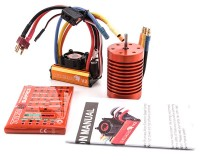 Комбо система SkyRC LEOPARD Brushless Combo 60A 4370KV 9T 2-3S для 1/10 авто