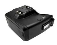 Відеошлем FPV Skyzone Cobra X 5.8G з приймачем SteadyView (сірий)