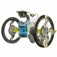 Конструктор CIC 21-615 Робот 14 в 1 на солнечных батареях