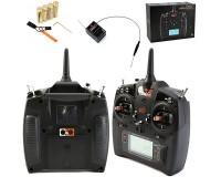 Радиоуправление Spektrum  DX6 G3 6 каналов DSMX с приемником AR6600T (SPM6755)