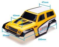 Кузов для джипа Subotech BG1510ABCD