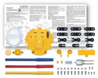 Конструктор 4M KidzRobotix Робот-художник 00-03280