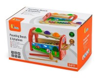 Стучалка Viga Toys Шарики и ксилофон (50348)