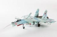 Сборная модель Звезда российский многоцелевой истребитель «Су-27СM» 1:72
