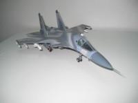 Сборная модель Звезда российский истребитель-бомбардировщик «Су-34» 1:72