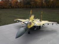 Сборная модель Звезда истребитель завоевания превосходства в воздухе «Су-35» 1:72