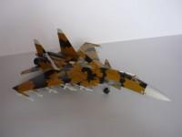 Сборная модель Звезда российский сверхманёвренный истребитель «Су-37» 1:72