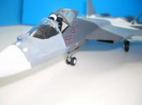 Сборная модель Звезда российский истребитель пятого поколения «Су-50» («Т-50») 1:72