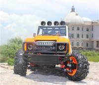 Внедорожник Subotech Brave 4WD 1:22 (оранжевый)
