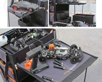 Сумка на колесах Team Magic F8 Supra для автомоделей 1:8