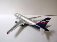 Сборная модель Звезда региональный пассажирский авиалайнер «Суперджет 100» 1:144