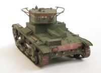 Сборная модель Звезда советский лёгкий танк «Т-26» (1933 г.) 1:35