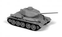 Сборная модель Звезда советский средний танк «Т-34/85» 1:35
