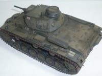 Сборная модель Звезда немецкий средний танк «T-III» (F) 1:35