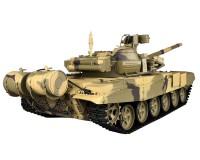 Радиоуправляемый танк 1:16 Heng Long Т-90 с пневмопушкой и дымом