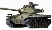 Танк Heng Long Bulldog M41A3 с ИК боем 1:16