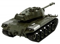 Танк Heng Long Bulldog M41A3 с пневмопушкой 1:16