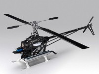 Вертолет Thunder Tiger Raptor 90 G4 Nitro 1584 мм KIT