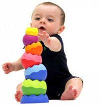 Пирамидка-балансир Fat Brain Toy Co Tobbles Neo