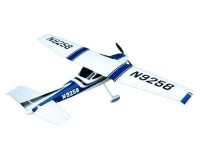 Самолет TOP-RC Cessna 182 RTF 1410 мм 4CH (синий) с симулятором