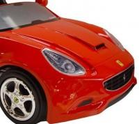 Детский автомобиль Toys Toys Ferrari California 12V (красный)