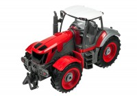 Трактор Rui Chuang Farm Tractor с прицепом 1:28