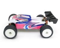 Трагги 1:14 LC Racing TGH (бесколлекторная) (белый)