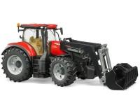 Трактор Bruder Case IH Optum 300 CVX 1:16 (красный)