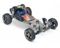 Автомобиль Traxxas Bandit VXL Brushless Buggy 1:10 RTR 413 мм 2WD TSM 2,4 ГГц (24076-3 Black)