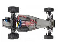 Автомобиль Traxxas Bandit VXL Brushless Buggy 1:10 RTR 413 мм 2WD TSM 2,4 ГГц (24076-3 Red)