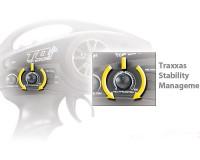 Автомобиль Traxxas Bandit VXL Brushless Buggy 1:10 RTR 413 мм 2WD TSM 2,4 ГГц (24076-3 HWN)