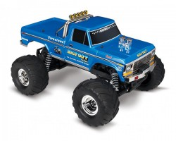 Автомобиль Traxxas BigFoot Monster 1:10 RTR 413 мм 2WD 2,4 ГГц (36034-1)