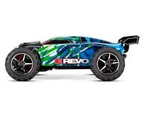 Монстр Traxxas E-Revo 1:16 4WD RTR (71054-1-GRN)