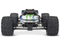 Монстр Traxxas E-Revo Brushless Monster 1:10 TSM (86086-4 Greene)
