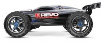 Монстр Traxxas E-Revo Brushless Monster 1:10 RTR 582 мм 4WD TSM 2,4 ГГц (56086-4 Silver)