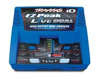 Зарядное устройство Traxxas EZ-Peak Live Dual 100-240 26 А 200 Вт двухканальное (2973)