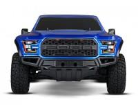 Автомобиль Traxxas Ford F-150 Raptor 1:10 RTR 568 мм 2WD 2,4 ГГц (58094-1 BLUE)