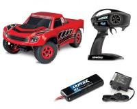 Автомобиль Traxxas LaTrax Desert Prerunner 1:18 RTR 313 мм 4WD 2,4 ГГц (76064-5 Red)