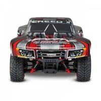 Шорт корс Traxxas LaTrax SST Short Course Truck 1:18 RTR 309 мм 4WD 2,4 ГГц (76044-5-CRD)