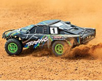 Шорт-корс Traxxas Slash 4X4 1:10 4WD RTR (68054-1 Green)
