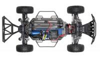 Шорт корс Traxxas Slash 4x4 Ultimate PRO 1:10 RTR 568 мм 4WD TSM OBA WiFi 2,4 ГГц (68077-24 Blue)