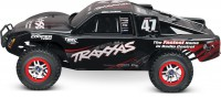 Шорт корс Traxxas Slash 4x4 Ultimate PRO 1:10 RTR 568 мм 4WD TSM OBA WiFi 2,4 ГГц (68077-24 Black)