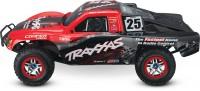 Шорт корс Traxxas Slash 4x4 Ultimate PRO 1:10 RTR 568 мм 4WD TSM OBA WiFi 2,4 ГГц (68077-24 Red)
