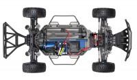 Шорт корс Traxxas Slash 4x4 Ultimate PRO 1:10 RTR 568 мм 4WD TSM OBA WiFi 2,4 ГГц (68077-24 Black-White)
