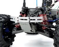 Монстр Traxxas T-Maxx 3,3 Nitro Monster 1:10 RTR 539 мм 4WD 2,4 ГГц (49077-3 Black)