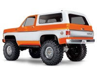 Краулер Traxxas Chevrolet Blazer 1:10 4WD RTR (82076-4 Orange)