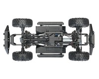 Автомобиль Traxxas TRX-4 Land Rover Defender 1:10 4WD (желтый)