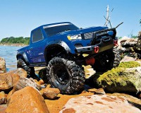 Краулер Traxxas TRX-4 Sport1:10 RTR 557 мм 4WD 2,4 ГГц (82024-4 Blue)